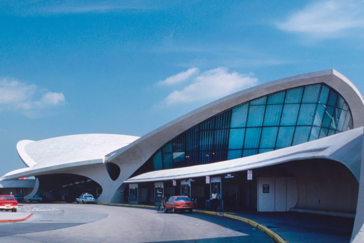 eero saarinen twa flight center jfk