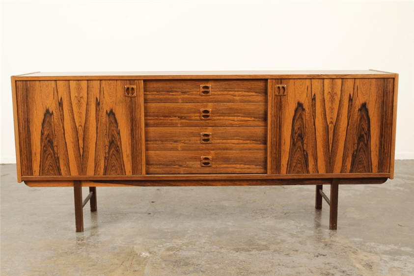 Sideboard 4437 Midcentury LA Atomic Table