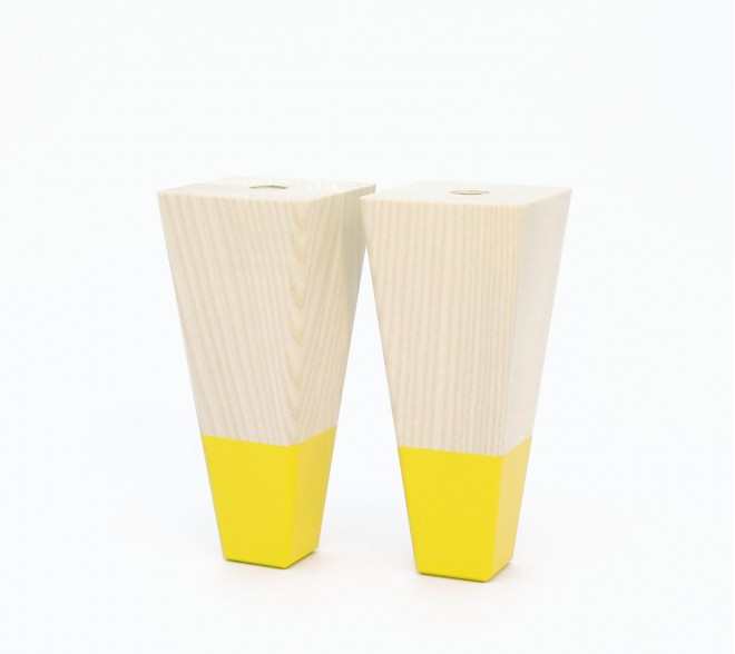 Aldor 135 Ash Yellow Pretty Pegs