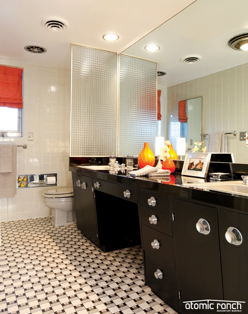 Master Your Midcentury Bathroom Remodel In 5 Steps