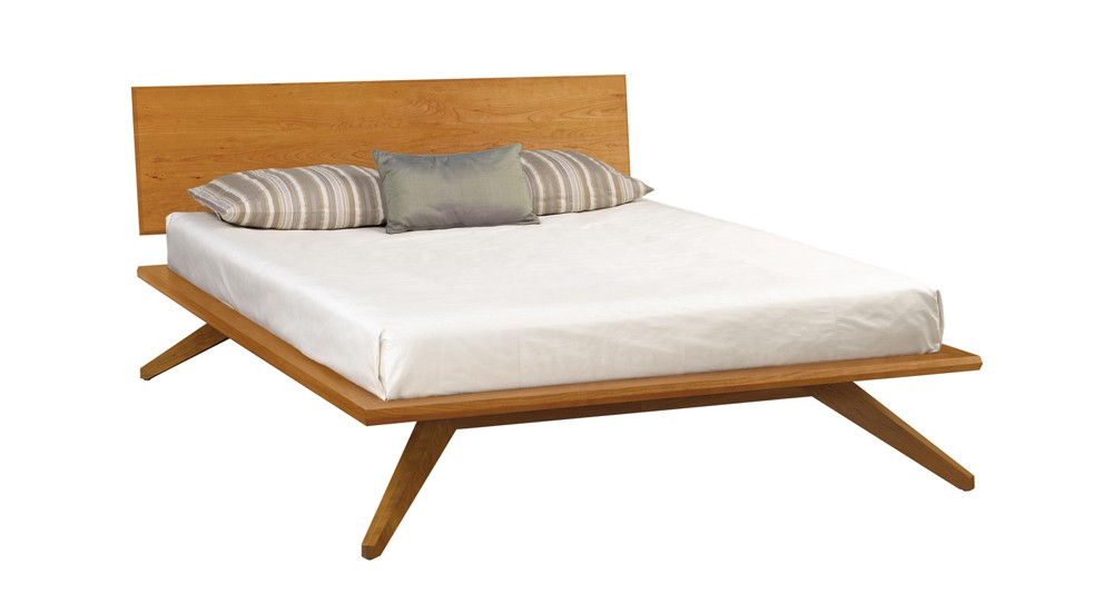 The Best Wood Furniture Pieces for Midcentury Flair Home : Dot Bo Magnolia Platform Bed from www.atomic-ranch.com size 1000 x 551 jpeg 163kB