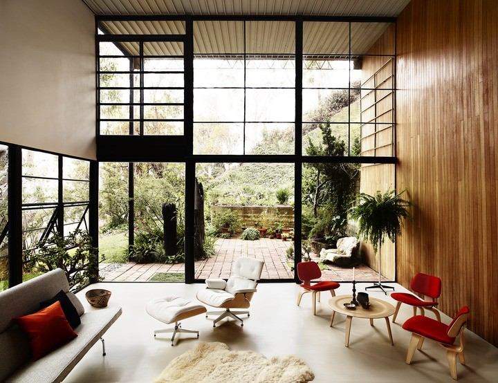 Charles Eames and Ray Midcentury Moderns Dynamic Design Duo