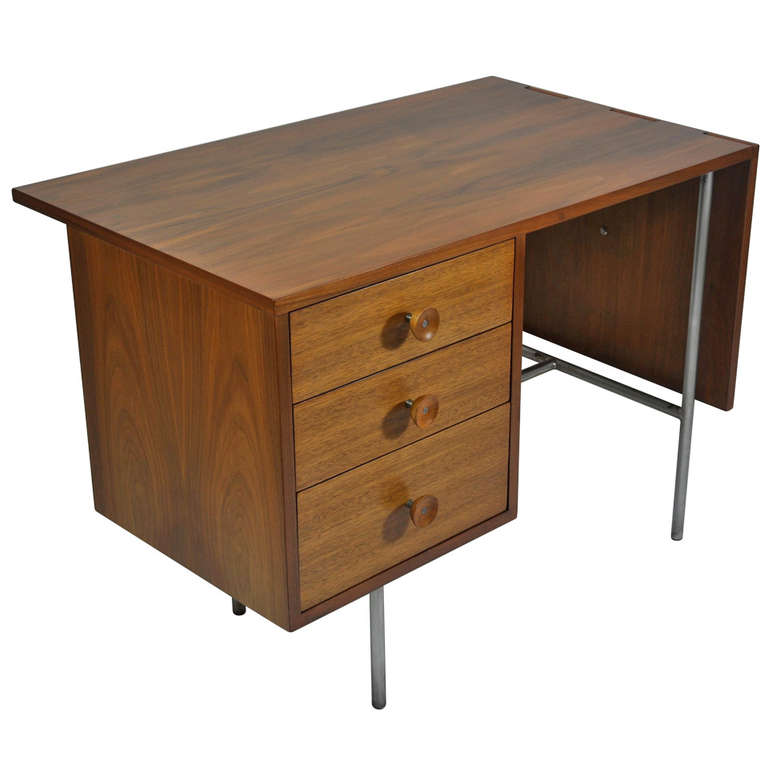 Nelson Drop-Leaf Desk