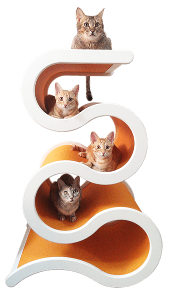 Catswall Curvy nest