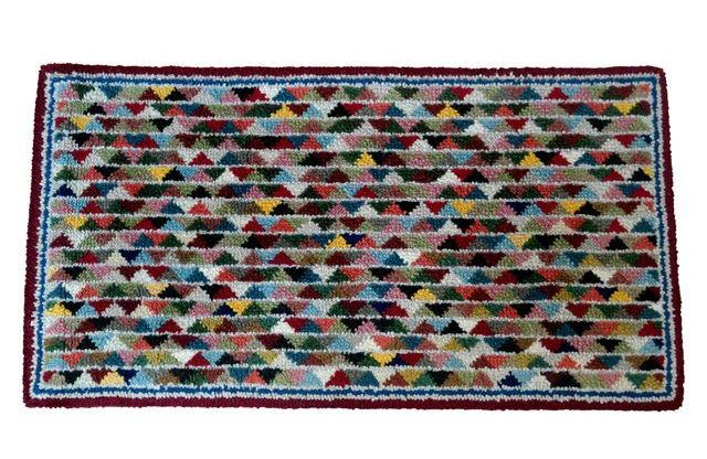 Chairish midcentury danish rug