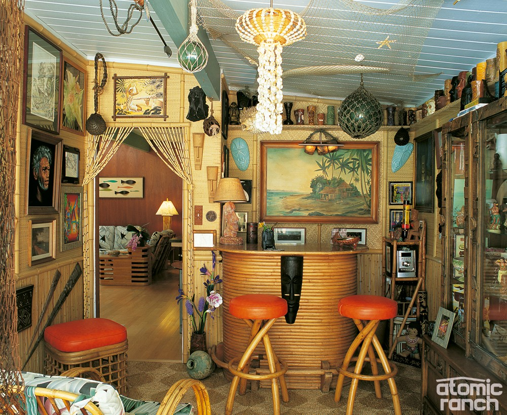 Swell I Dream Of Tiki Part 3 Bringing The Tiki Bar Style Home Download Free Architecture Designs Momecebritishbridgeorg