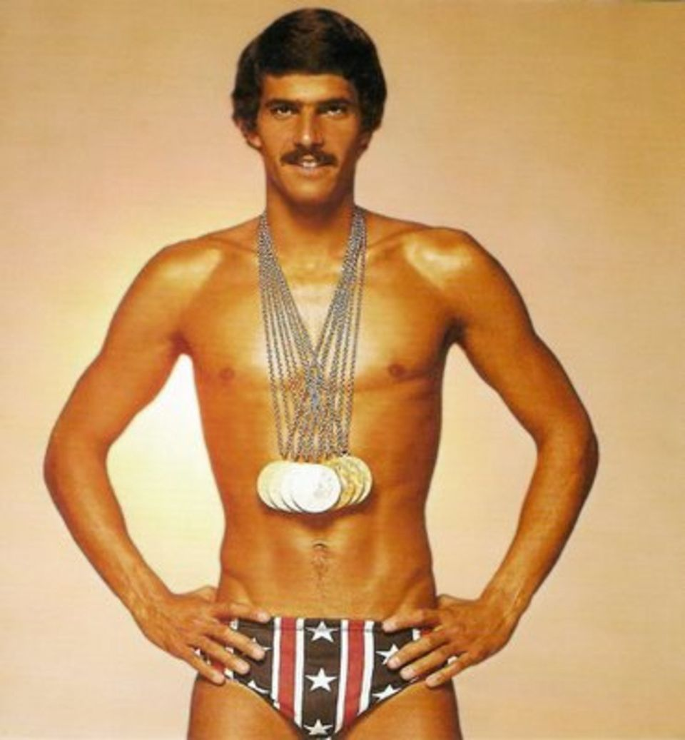 Mark Spitz Olympics