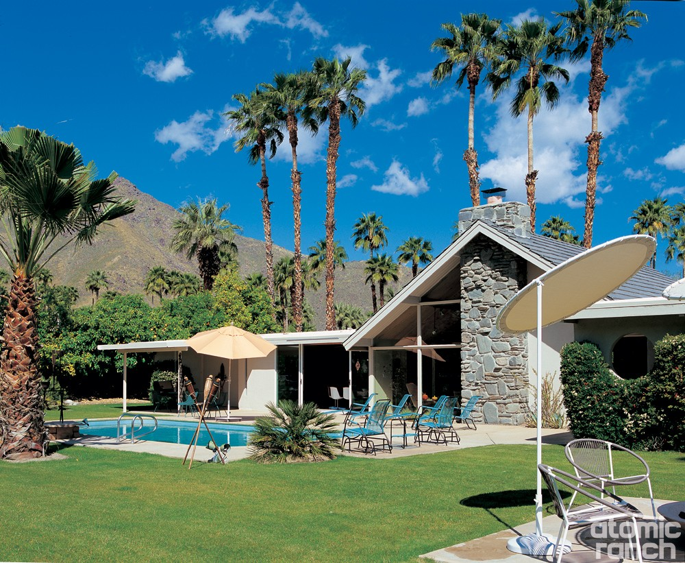 Sweet Swiss Miss, Pt. 2: The World of the Palm Springs Alexander Homes