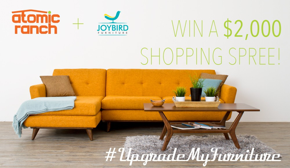 Show Joybird Your Digs And Bring That Midcentury Look Home For Free