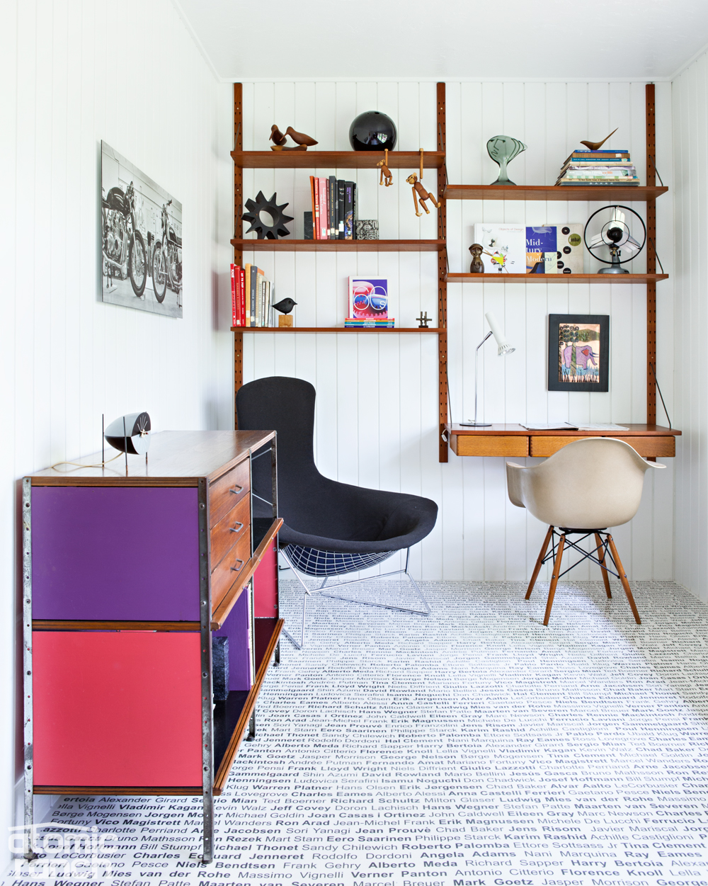 8 Midcentury Home Office Pieces for a Stylish Work Space