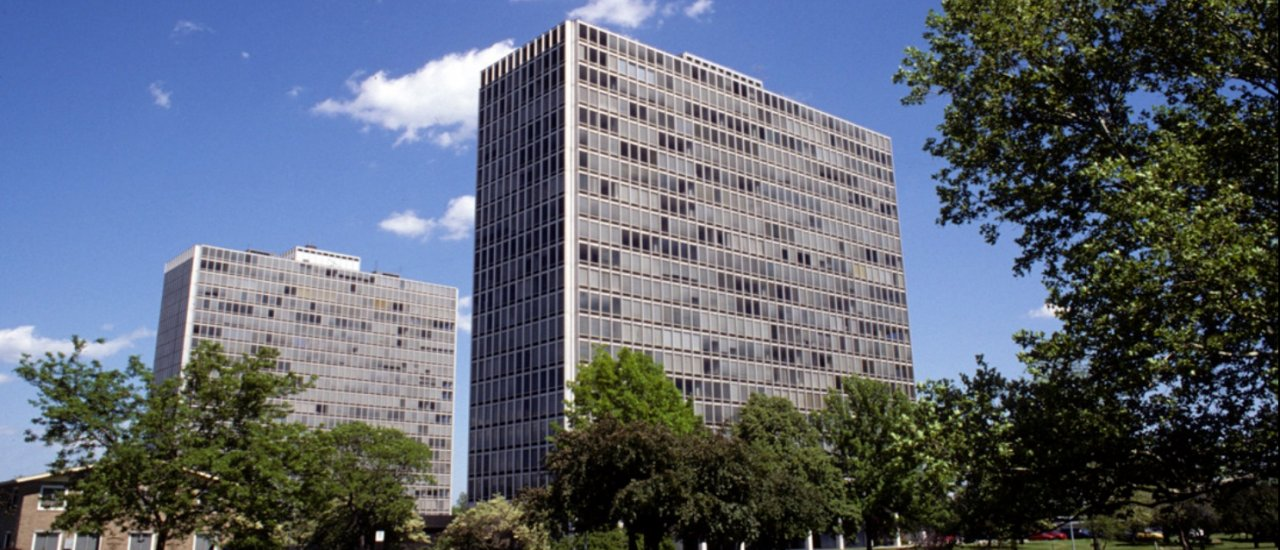 The Lafayette Towers. Source: Wikimedia Commons/LafayetteTowers