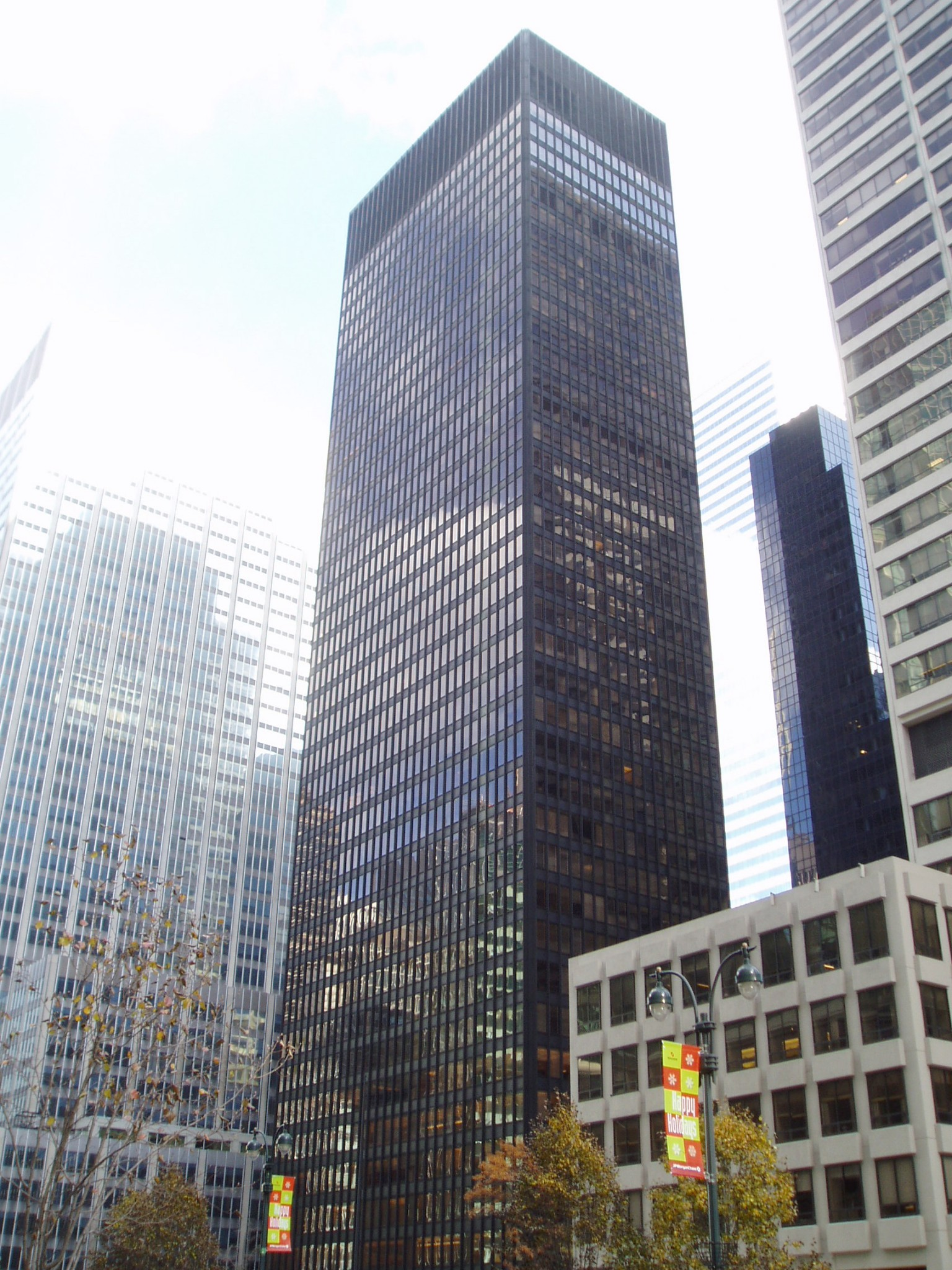 The Seagram Building. Source: Wikimedia/stevecadman