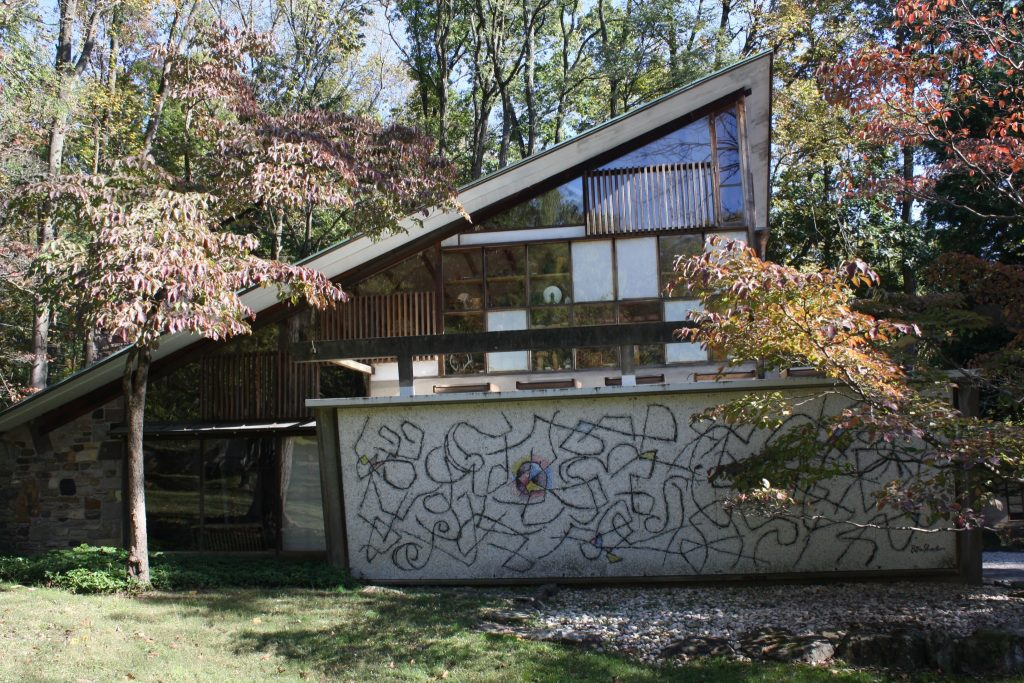 George Nakashima Arts Building