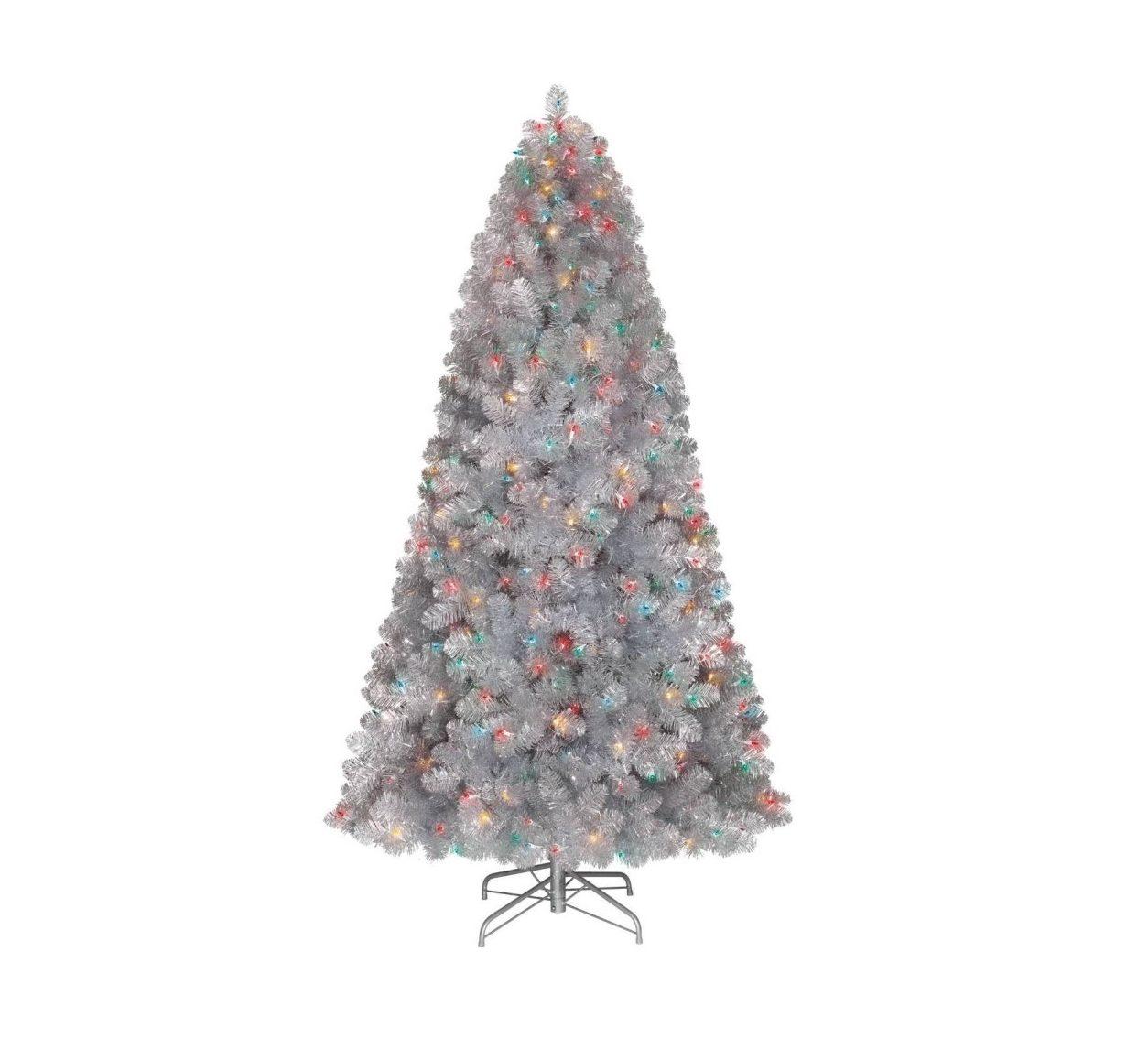 7 retro christmas trees and wreaths to celebrate the season - Retro Christmas Tree