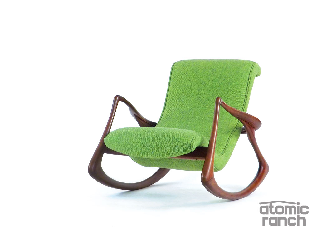 Kagan Contour rocking chair