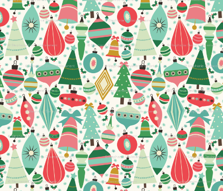 Christmas Gift Wrap Design.Get Gifting With These 13 Retro Wrapping Paper And Gift Bag