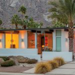 Palm Springs makeover exterior
