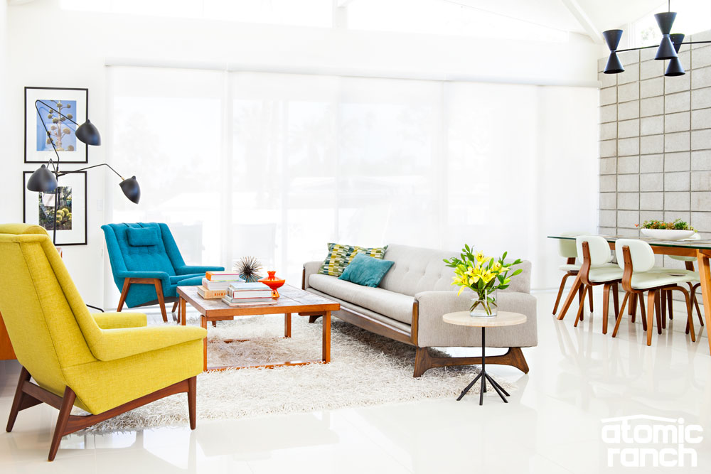 Ordinaire AR Livingroom Colorfulchairs 1