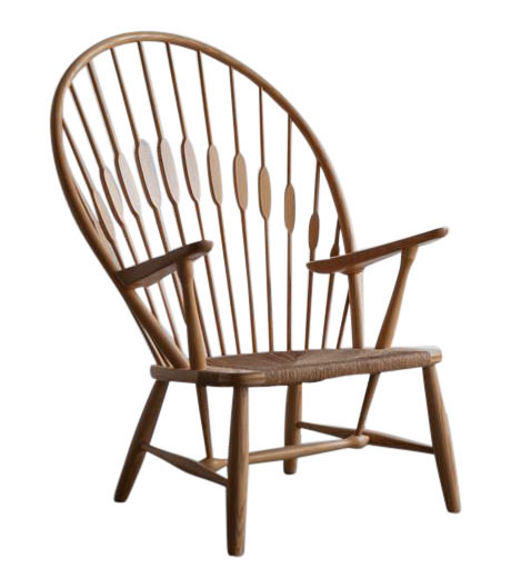 Wegner's Peacock Chair, Source