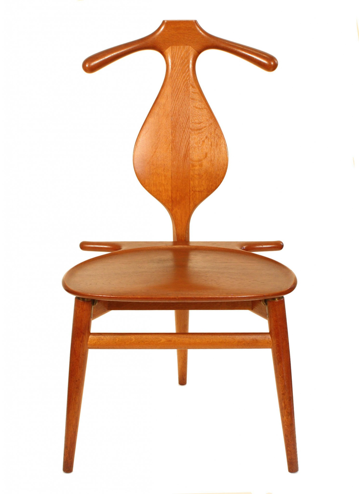 The Valet Chair, designed by Hans Wegner, Source