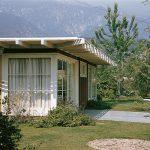 Kenneth Gordon designed house exterior