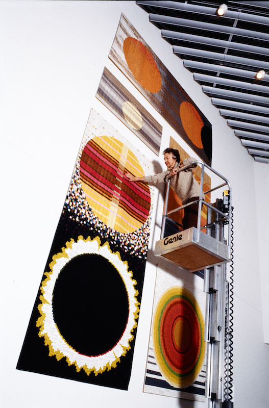 Lucienne Day is one of the premier textile designers for Midcentury style.