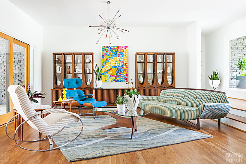 4 Conversation Pit Essentials for Your Sunken Or Not Living Room