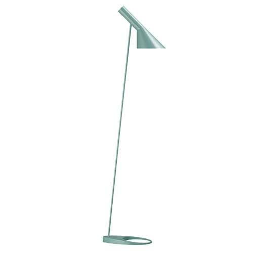 turquoise Arne Jacobsen lamp