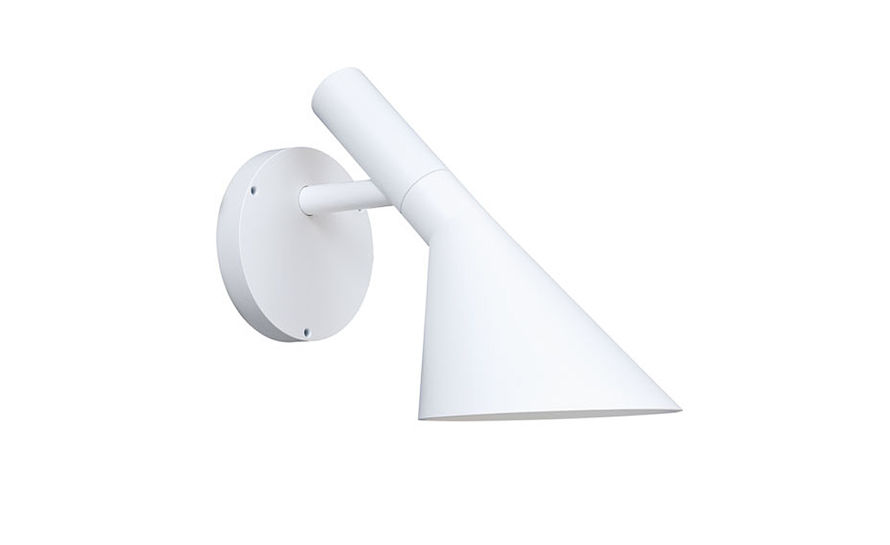 AJ50 wall sconce by Arne Jacobsen
