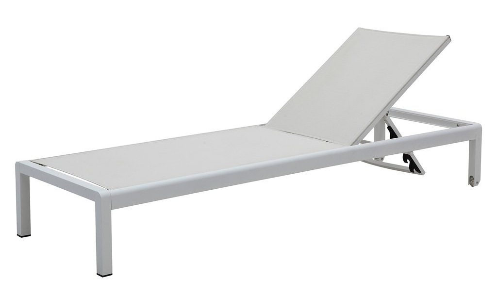 M200 outdoor chaise lounge by Meelano