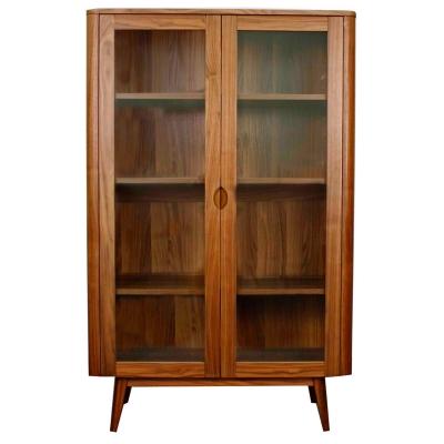 New Pacific Direct Milano glass door cabinet