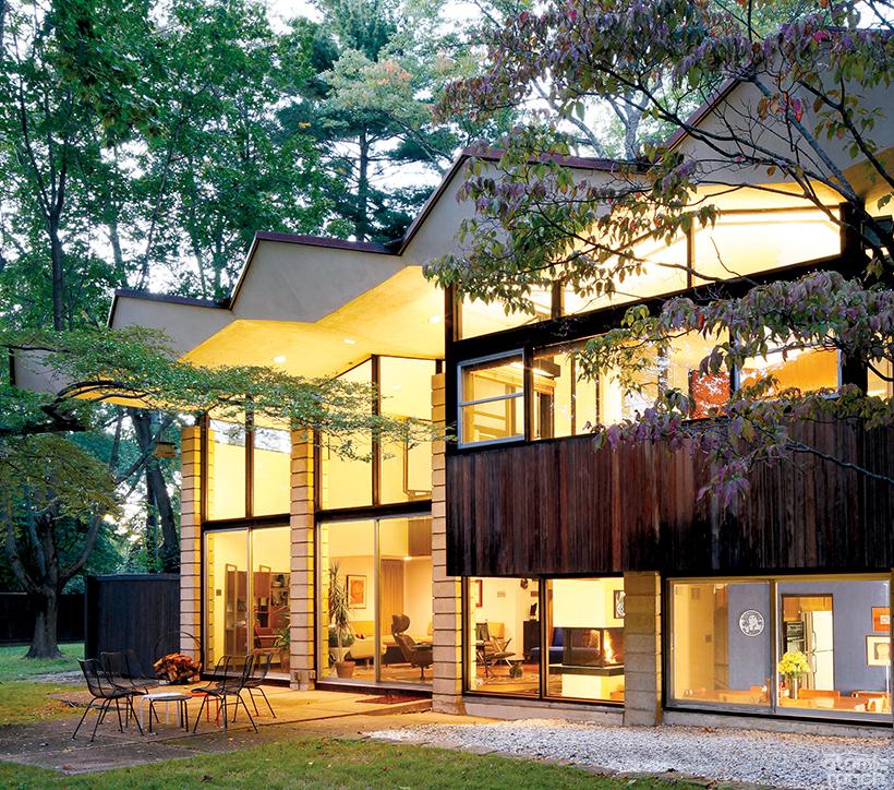 Irwin Stein home