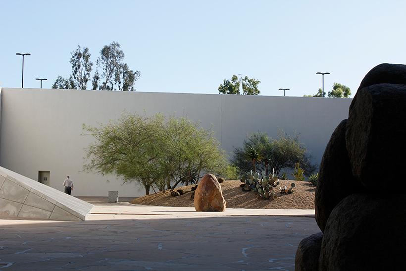 Noguchi Garden Costa Mesa California