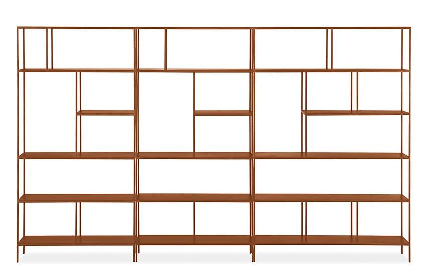 Foshay Bookcase Wall Units from Room & Board