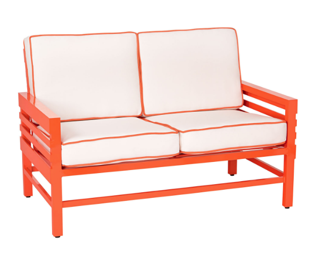 Graphic Love Seat by Stori