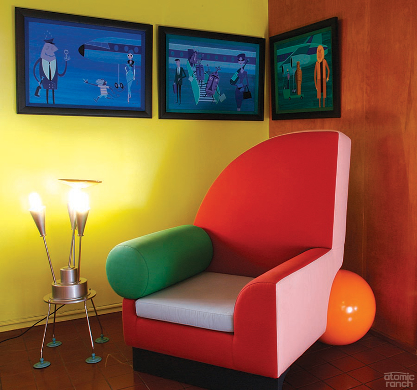 memphis group furniture. bel air chair by peter shire memphis group furniture