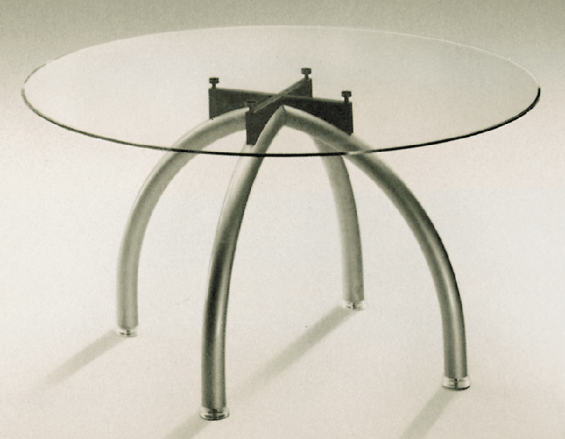 Spyder table by Ettore Sottsass
