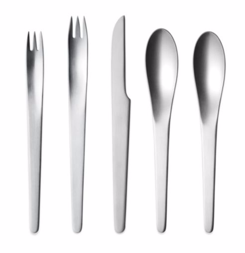 Georg Jensen flatware by Arne Jacobsen at Saks Fifth Avenue