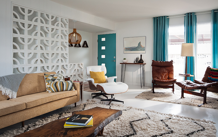 7 Furnishings Decor Pieces For A Truly Authentic 1960s Living Room