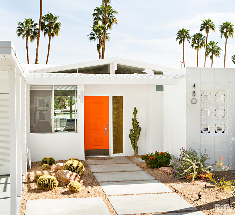 4 Tips for Improving Your Home\'s Midcentury Landscaping