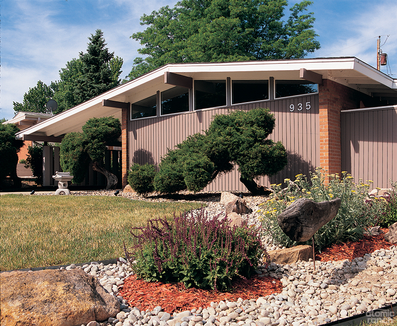4 Tips for Improving Your Home's Midcentury Landscape - 4 Tips For Improving Your Home's Midcentury Landscaping