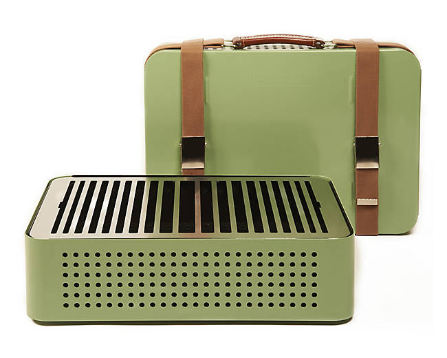 Mon Oncle tabletop BBQ grill from YLiving
