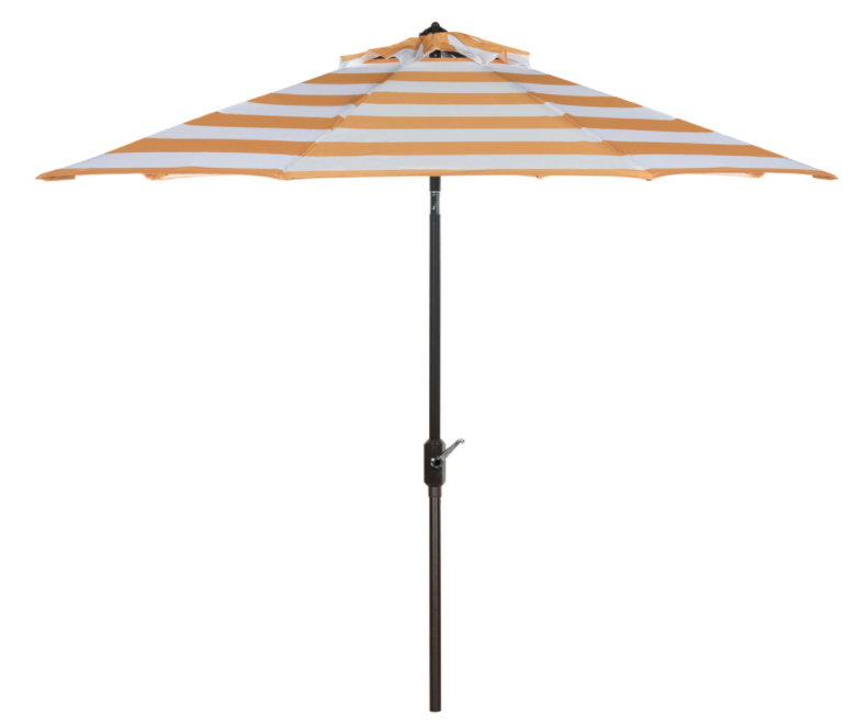 safavieh iris fashion line umbrella