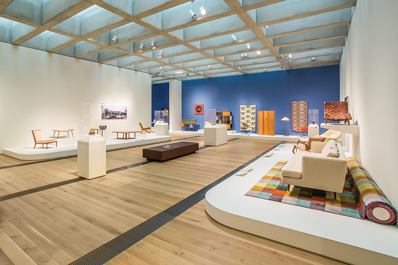 Part Of The St. Louis Modern Exhibition, This Gallery Showcases What  Curator Genevieve Cortinovis Calls U201cmass Modern Design,u201d With The  Wide Scale Embrace Of ...