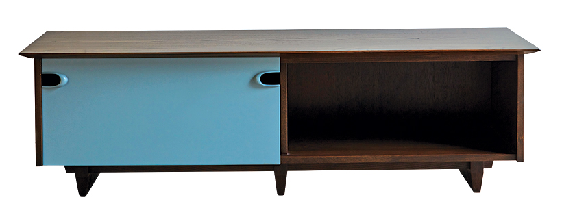 Mode coffee table by Fret Furniture