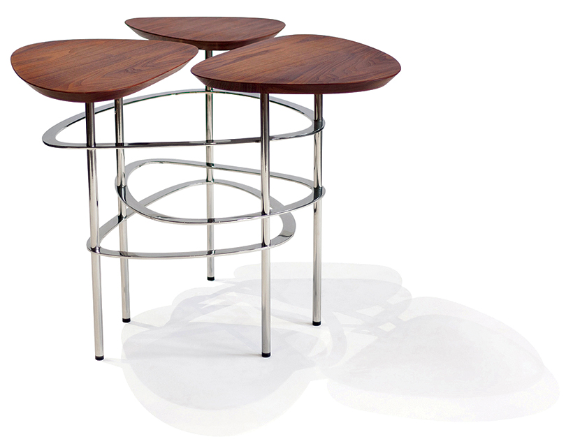 ripple side table by Lounge22