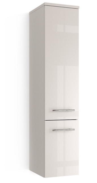 Concetto 8050 modern bath wall cabinet