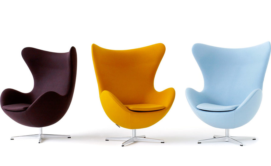 Arne Jacobsen Egg Chair