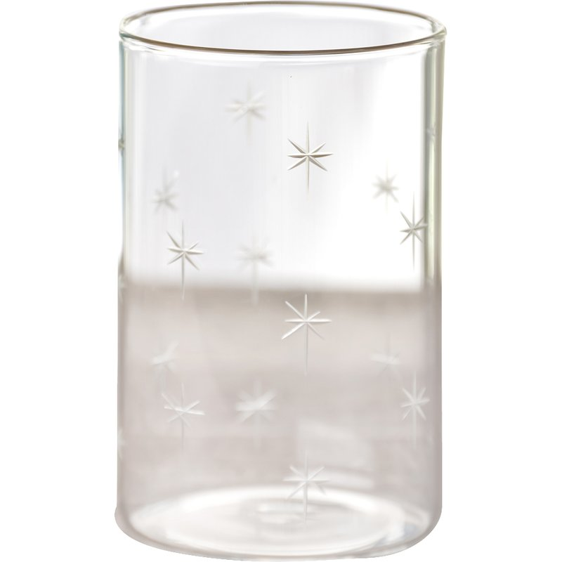 star design drinking glasses
