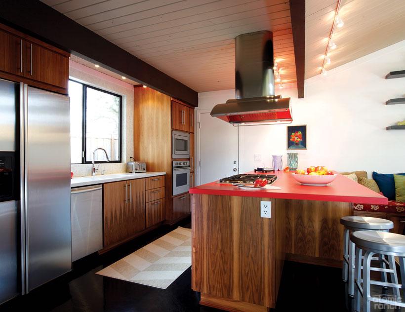 Portland Rummer kitchen